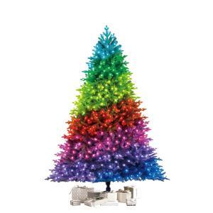 led christmas tree home decorators collection