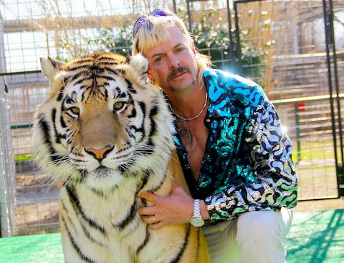 Joe Exotic, Tiger King , best pop culture halloween costumes
