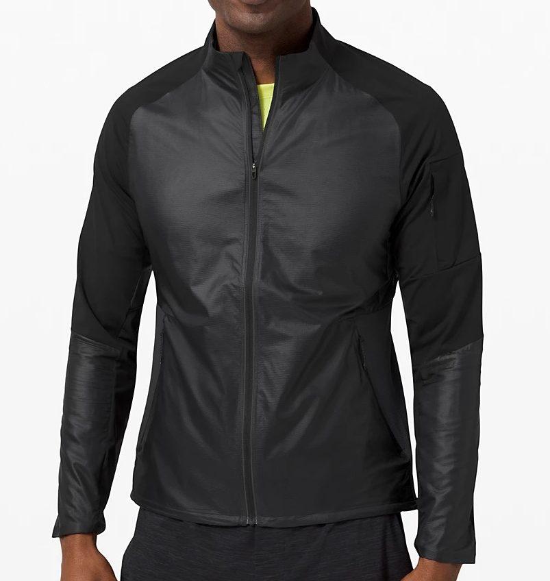 running jacket for men