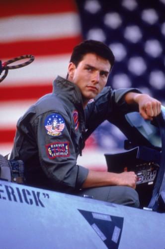 Maverick, Top Gun