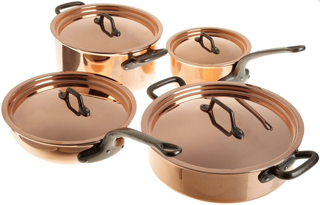 matfer bourgeat matfer copper cookware