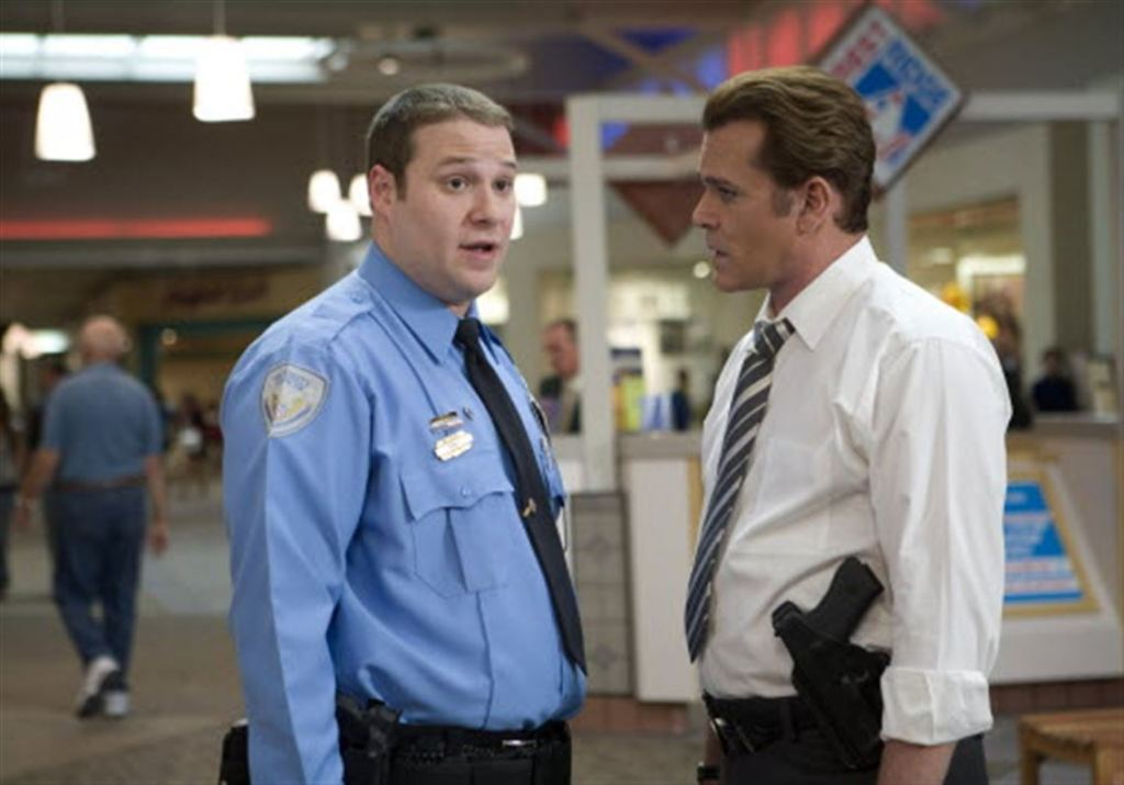 Thanksgiving movie Observe and Report