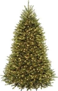 led christmas tree national tree company