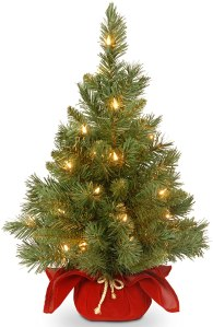national tree company pre lit tree