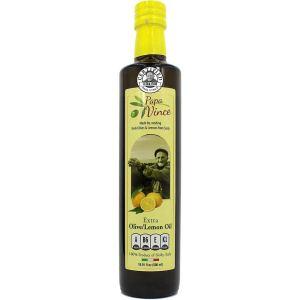 papa vince lemon olive oil