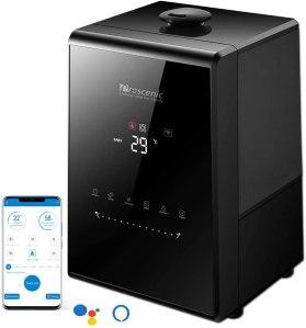 Proscenic Humidifiers with App Alexa & Google Voice Control