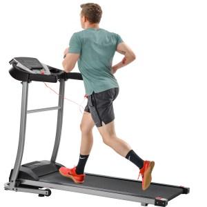 skonyon easy assembly folding treadmill