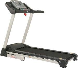 foldable treadmill sunny health and fitness sf 7515