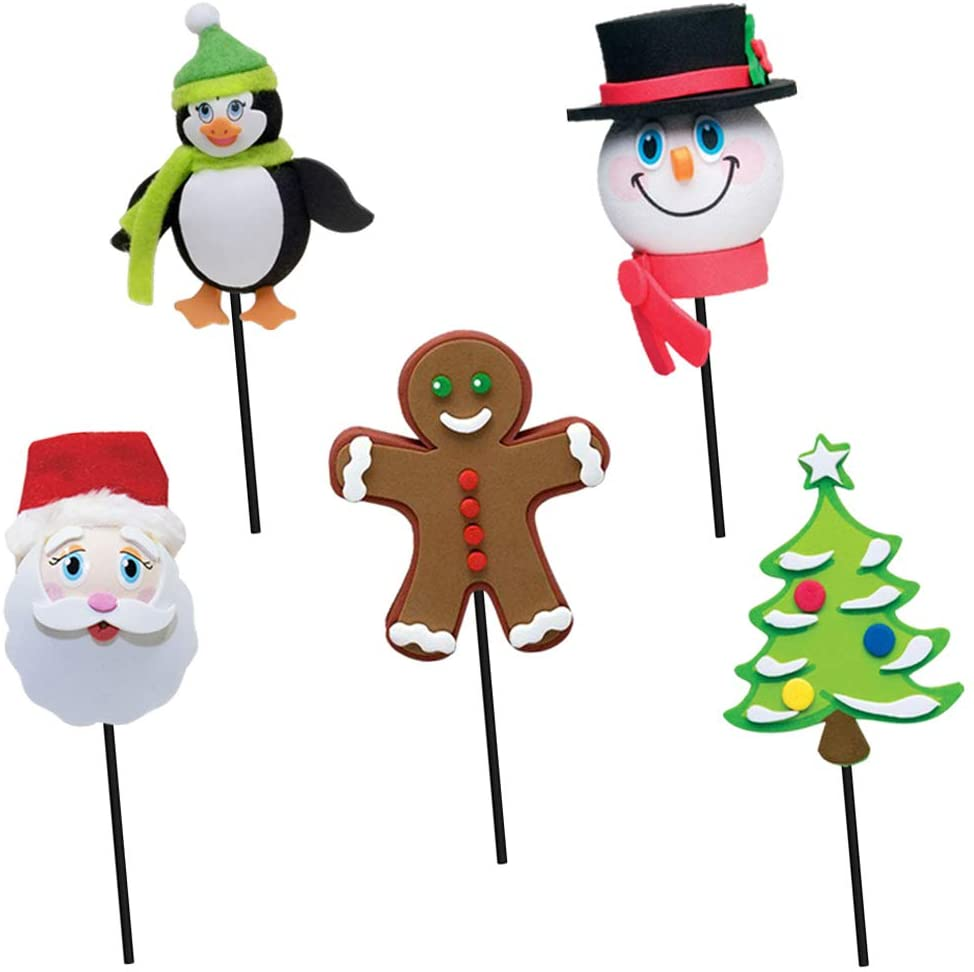 Tenna Tops Christmas Holiday Car Antenna Toppers