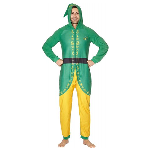 Intimo Buddy the Elf Christmas Pajamas