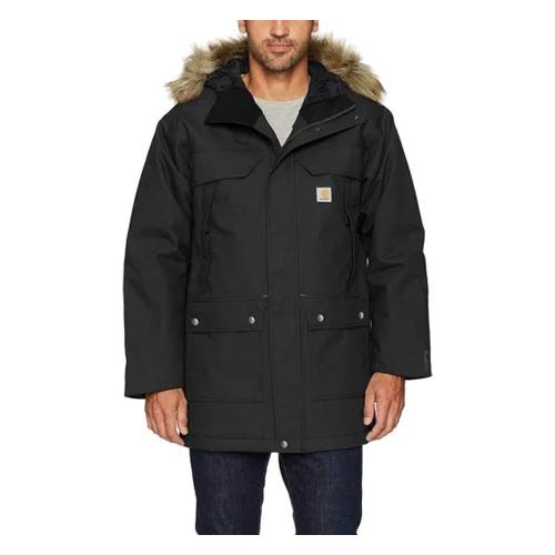 Carhartt Quick Duck Sawtooth Winter Coat