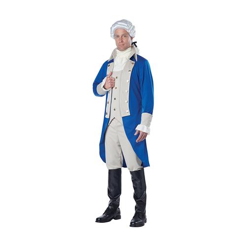 colonial men's costume