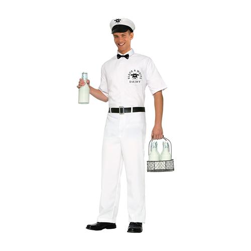 milkman costume