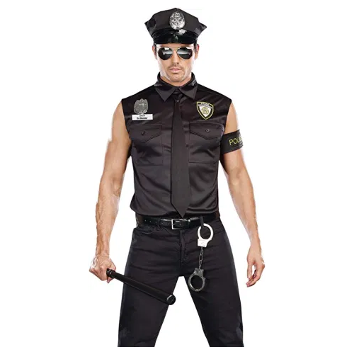 best halloween costume ideas for men sexy policeman