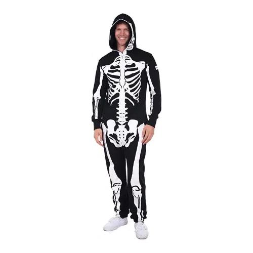 best halloween costume ideas for men skeleton