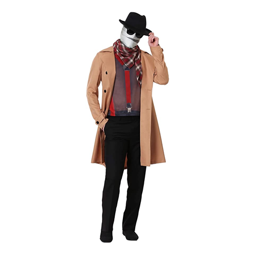 Halloween costume for men Invisible man