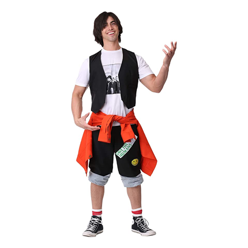 Best Halloween Costume Bill and Ted