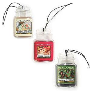 christmas car decorations yankee candle