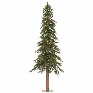 alternative Christmas trees natural pine