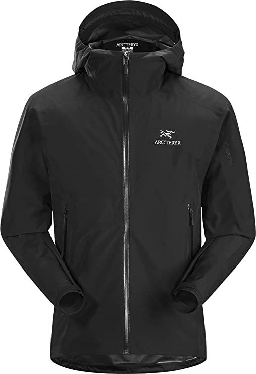 Arcteryx Zeta SL rain jacket mens