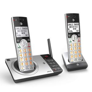 AT&T DECT 6.0 Expandable Cordless Phone