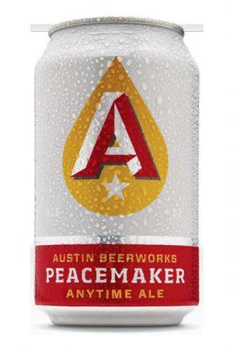 Austin Beerworks Peacemaker Amber Ale
