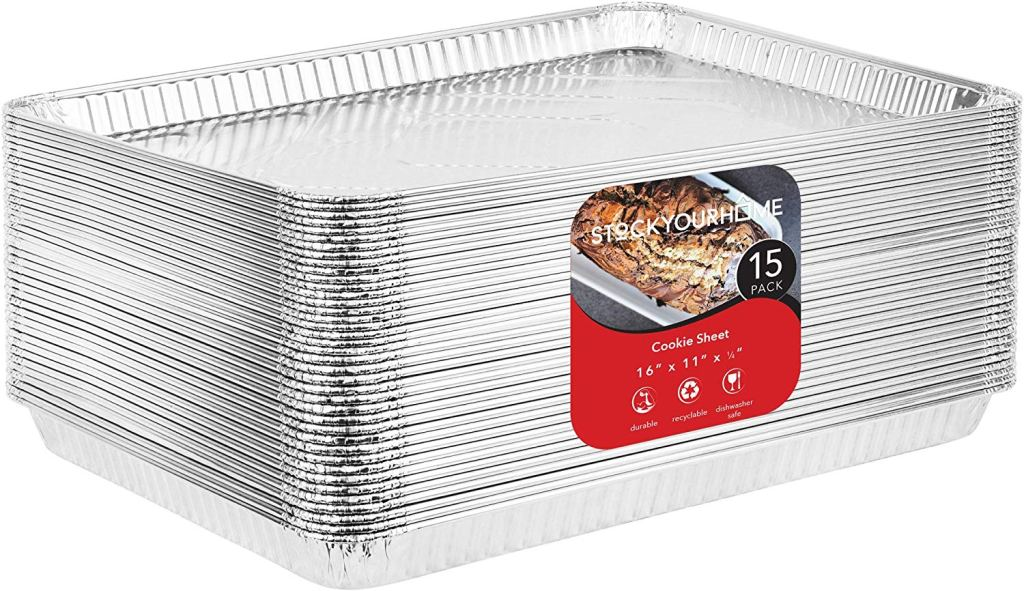 best baking sheets disposable