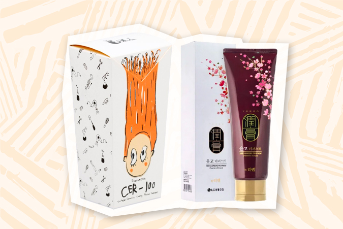 best korean hair care products