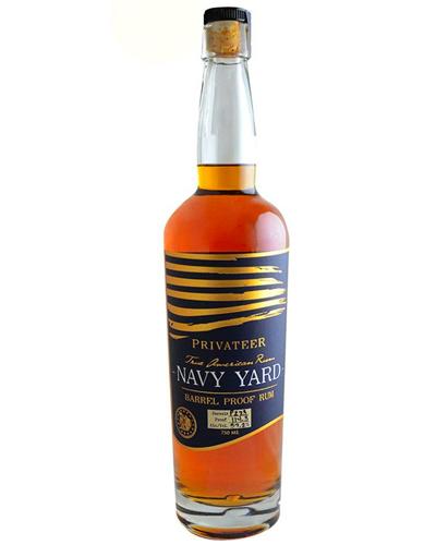 best navy rum