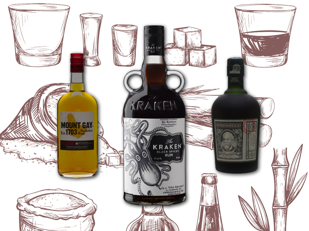 The 11 Best Rum Brands to Try Right Now