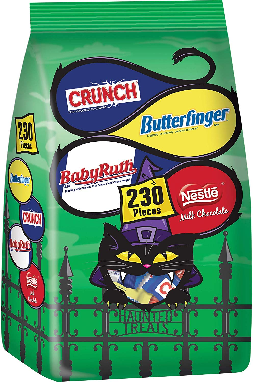 best halloween candy nestle