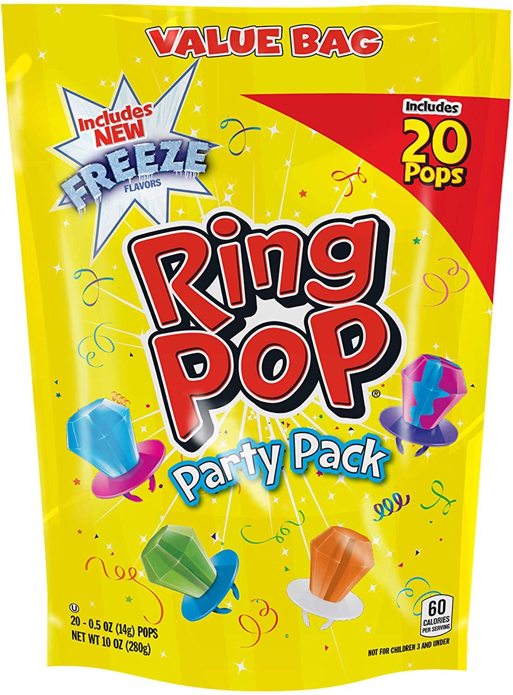 best halloween candy ring pop