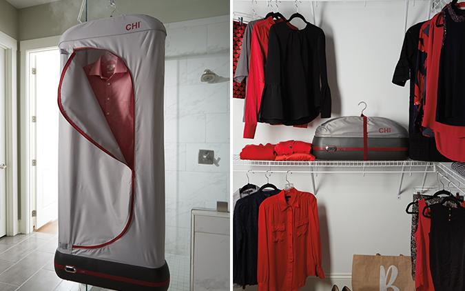 The CHI Garment Steamer Bag Gets