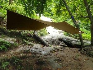 best camping tarps chill gorilla hex hammock
