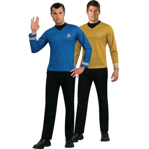 Star Trek couples costume, best couples costume