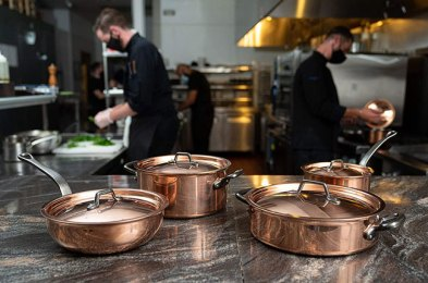 find out why copper cookware is the latest must-have kitchen trend with these 19 sets
