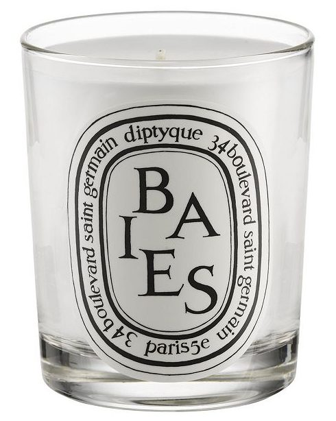 Diptyque Baies/Berries Scented Candle - Best Christmas Gifts of 2019