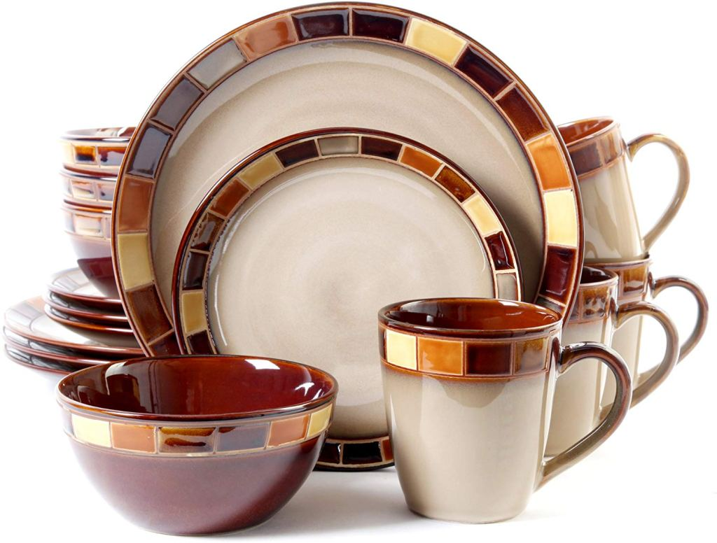 best dinnerware sets gibson