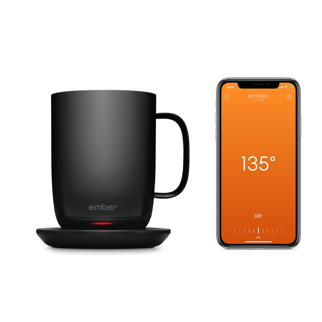 Ember Temperature Control Smart Mug 2 - Best Tech Gifts 2019