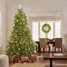 The 17 Best LED Christmas Trees for a Bright and Easy Holiday Season