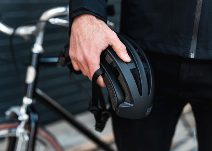 fend folding bike helmet