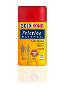 Gold bond anti chafing balm