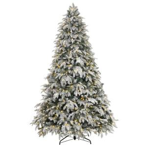led christmas tree home accents holiday