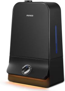 best humidifiers - Miroco Ultrasonic Cool Mist Humidifier