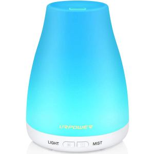 best humidifiers - URPOWER Essential Oil Cool Mist Humidifier