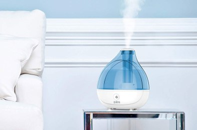 buy a home humidifier and breathe easier all winter long