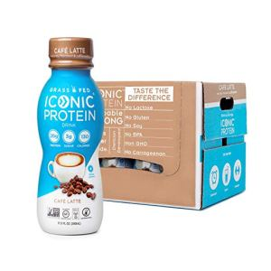 iconic protein shake