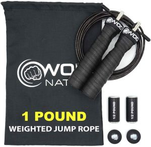 weighted jump rope wod nation