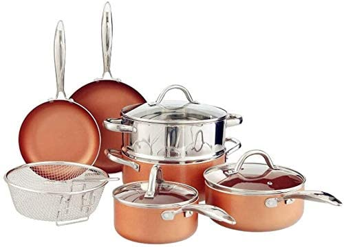 copper cookware kitchen academy hammered pots and pans