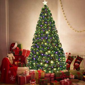 led christmas tree goplus